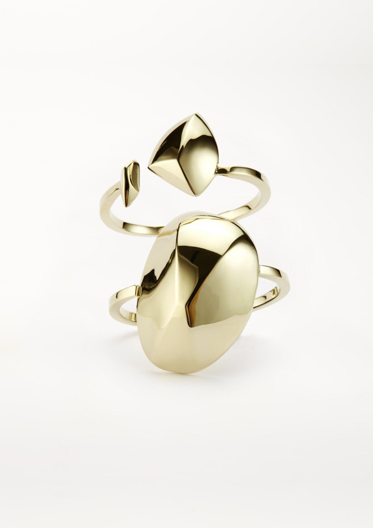 xenia bous schmuck Dancing Stone 10 Armband gold silber